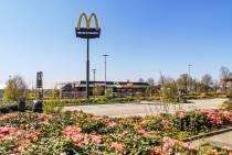 Gemeenteraad stemt opnieuw tegen hoge reclamemast bij McDonald's Joure