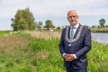 Fred Veenstra herbenoemd als burgemeester van De Fryske Marren