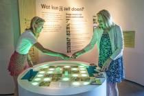 FOTO'S / Nieuwe beleving UNESCO Werelderfgoed Woudagemaal geopend