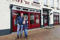 Sjouke Bouma nieuwe eigenaar De Hoeke in Sint Nicolaasga: ,,Mijn jongensdroom komt hiermee uit.''