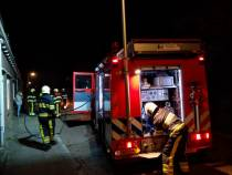 Onrust en brandstichting in Zuiderzeestraat Lemmer