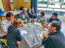 Zo'n vijftig geïnteresseerden voor bijeenkomst parkeerproblemen in Lemmer