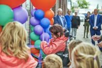 Woon- en zorglocatie Lindestaete in Joure officieel geopend