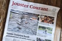 Jouster Courant, Balkster Courant en Zuid Friesland overgenomen door Belgisch Mediahuis