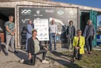 FOTO'S / Gemeente, verenigingen en organisaties ondertekenen 'het Sport- en Beweegakkoord De Fryske Marren'