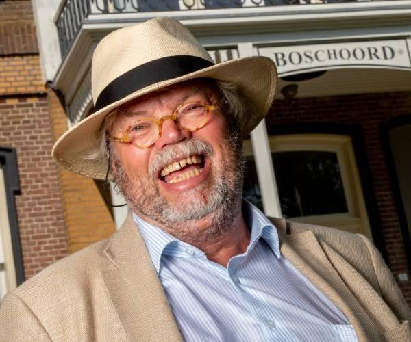 Jonkheer Mr. Tjalling van Eysinga: 'Ik ben belazerd' bestaat niet; 'Je hebt je laten belazeren...'