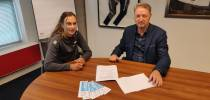 Speedbooks® verlengt contract met schaatstalent Femke Kok