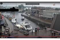 Beelden webcam Lemmer vaag gemaakt na klachten, stichting teleurgesteld