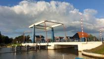 Stremming brug Follega van 10 t/m 12 november