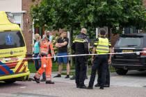 Vrouw ernstig gewond in Balk
