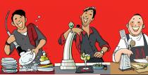 Maak jij het team van pizzeria ristorante La Gondola in Lemmer compleet?