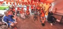 5,4 miljoen mensen zien Oranje winnen, ook in Lemmer klinkt gejuich