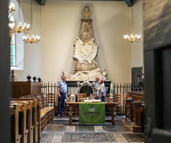 Vooral veel kerken te bezichtigen tijdens Open Monumentendag