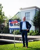 Henk Oosterloo doet al 5 jaar wat hij het liefste doet: