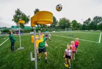 FOTO'S / De kindersportweek is nu al een groot succes