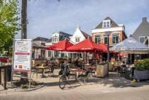 Over 2020 geen terrasbelasting voor horeca in De Fryske Marren