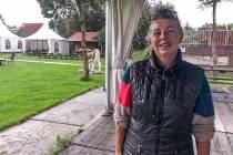 Geeske Holtrop-Hoekstra uit CDA-fractie De Fryske Marren gezet