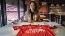Derde seizoen voor Fenna Kalma bij FC Twente