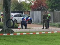 VIDEO / Pijpbom ontploft in Lemmer, tweede projectiel onschadelijk gemaakt
