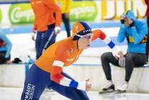 Elfde plek debuut wereldbeker Marrit Fledderus