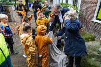 VIDEO / FOTO'S Opening Hazenpad in Oudemirdum