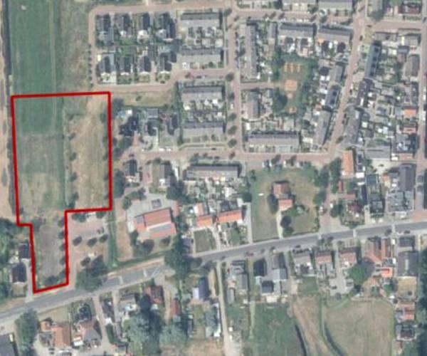 Negen nieuwe woningen westzijde Oosterzee
