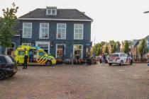 Fietser gewond bij botsing in Joure