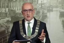 VIDEO / Nieuwjaarstoespraak burgemeester Veenstra: 2020 was een bijzonder jaar, 2021 wordt een bijzonder jaar