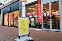 Corona en winkelen en boodschappen doen