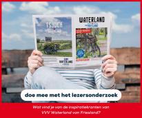 Lezersonderzoek VVV Waterland van Friesland