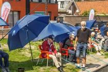 Visuitje voor bewoners van Suderigge Lemmer