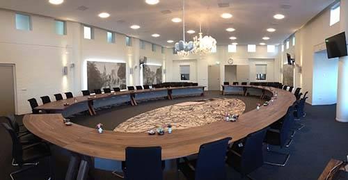 Raadsvergaderingen op 23 en 25 november digitaal