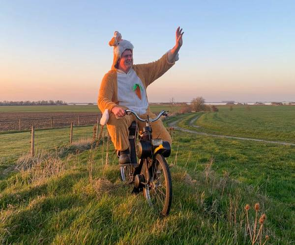 KPJ Sint Nyk organiseert eerste paasdag 'De Tocht Der Tochten'