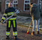 Is de brandkraan in jouw buurt zichtbaar?