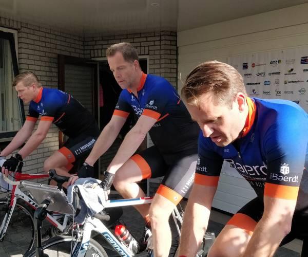 16 Dorpentocht: fietsers halen 2000 euro op voor KWF