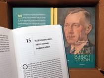 Morgen presentatie van 'Door de tralies schijnt de zon', biografie verzetsman Willem Santema
