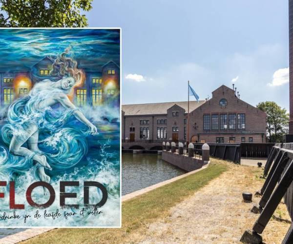 Geen artistieke concessies door coronaregels, theaterproductie FLOED bij Woudagemaal uitgesteld naar 2023