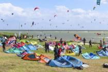 Mirns, de nummer één bij kitesurfers