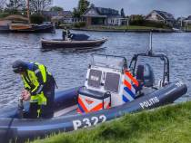 Twee aanhoudingen voor heling sloep in Lemmer
