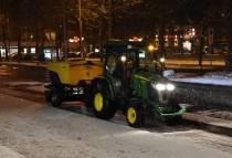 KNMI waarschuwt voor gladheid door sneeuw