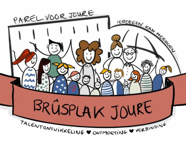 Zes scenario's op drie locaties voor Brûsplak Joure
