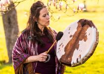 Soul Gift Sounds in de magische natuur van de Wyldemerk en Bosk Elfbergen