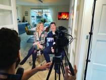 Familie Pos in tv-programma 'Steenrijk Straatarm'