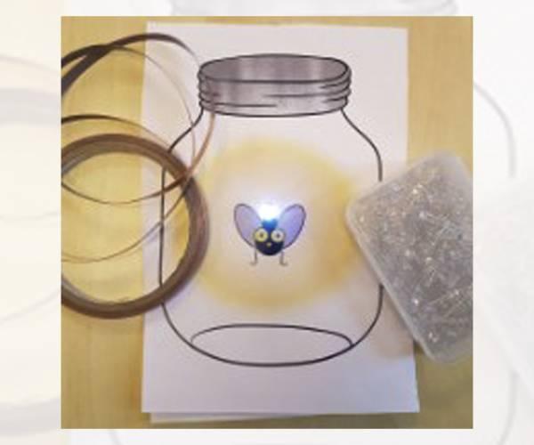 FabLab: maak een lichtgevend vuurvliegje