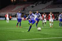 sc Heerenveen plaatst zich voor kwartfinales van de TOTO KNVB Beker