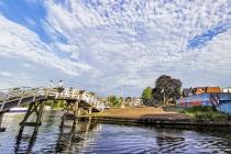 Groot terras 'Harbourside Langweer' opent vrijdag