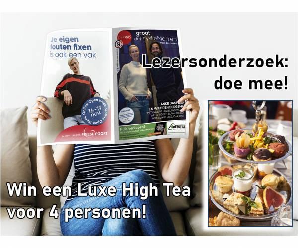 Maak kans op een Luxe High Tea voor vier bij Beachclub Lemmer! Doe mee met het GrootDeFryskeMarren lezersonderzoek!