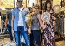 Onderneemster Sabrina Bruijns viert trots feest na bewogen eerste jaar