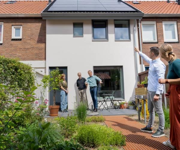 In DFM negen duurzame huizen te bezoeken