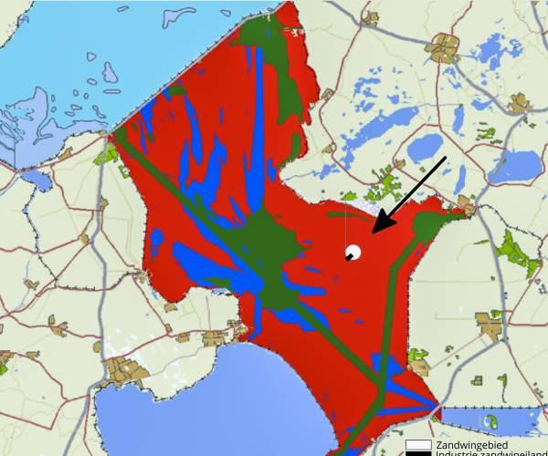 Harksitting sânwinning Iselmar by de Raad van State